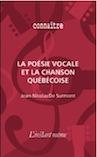 Jean-Nicolas De Surmont, La poésie vocale et la chanson québécoise